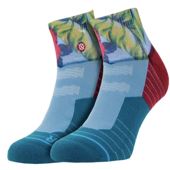 Stance Other - Stance Lahaina Blue Low Golf Socks Mens Size LG/XL